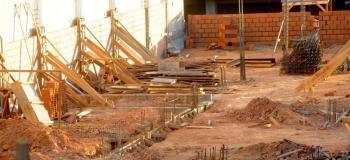 Empresa de construção civil comercial