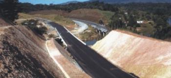Levantamento topografico de estradas