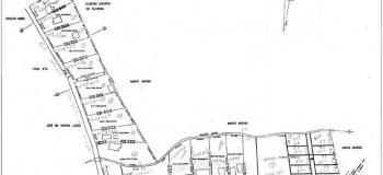 Levantamento topografico de lotes urbanos