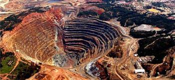 Recuperação de áreas degradadas pela mineração